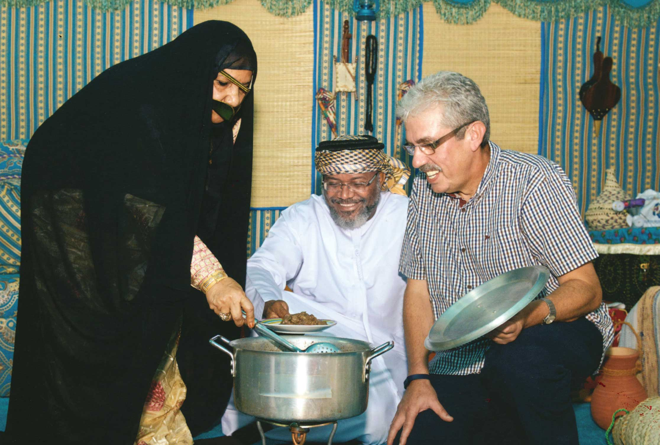Dubai's German chef and his adventures in Emirati cooking