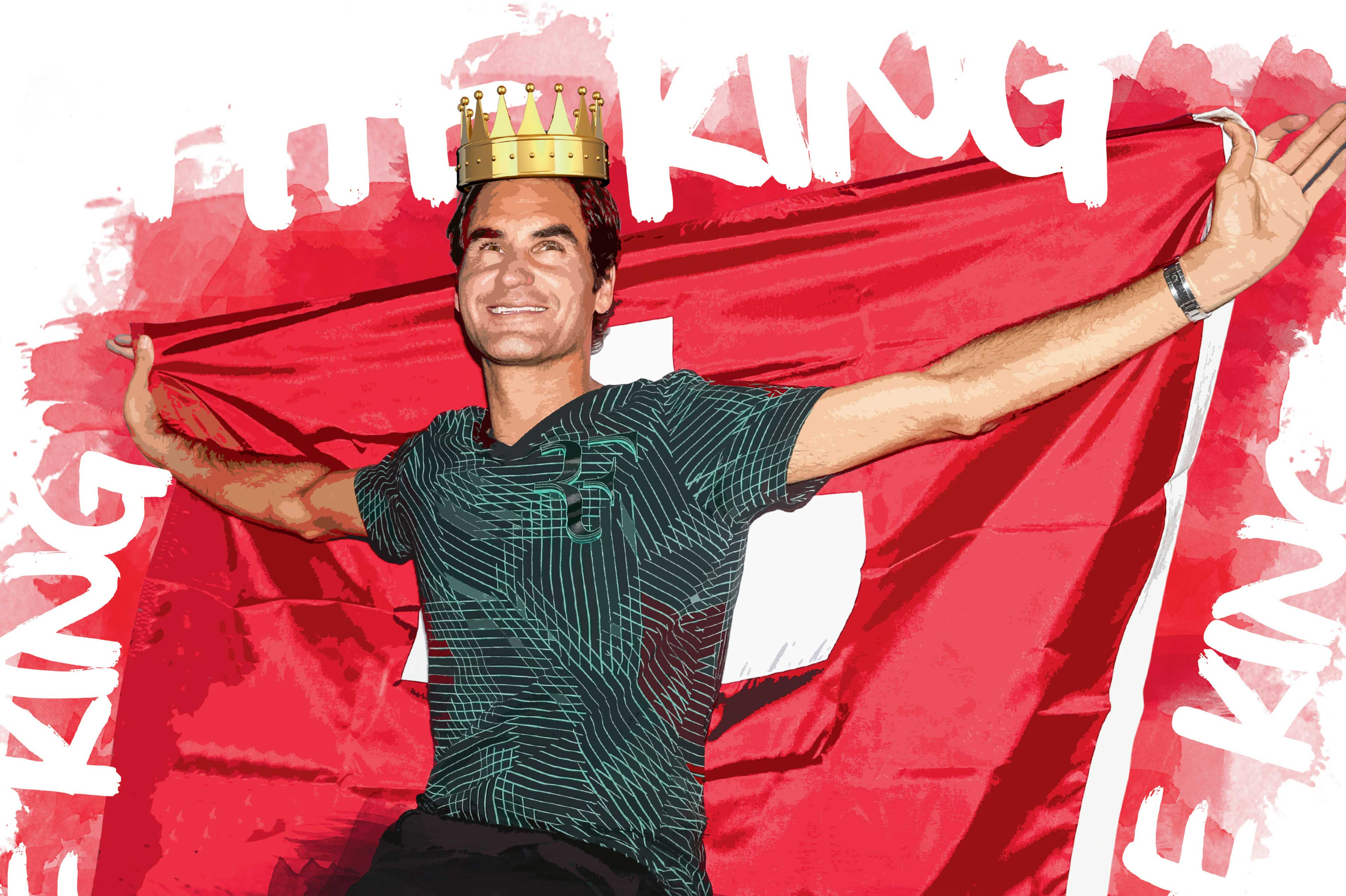 So many write-ups on Federer.  Why would you read this one?