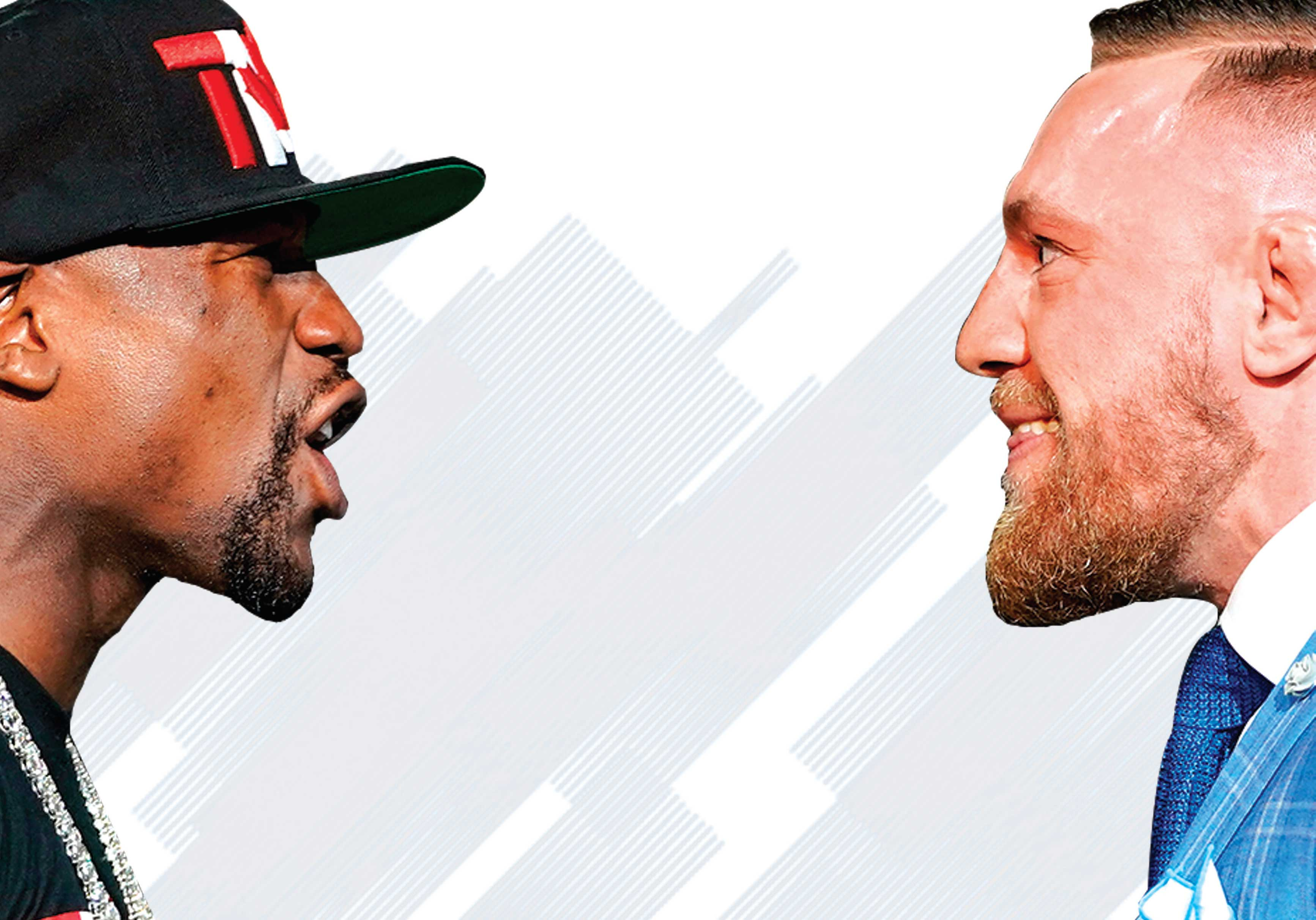 Looking ahead to McGregor vs Mayweather: Is it a fight or a farce?