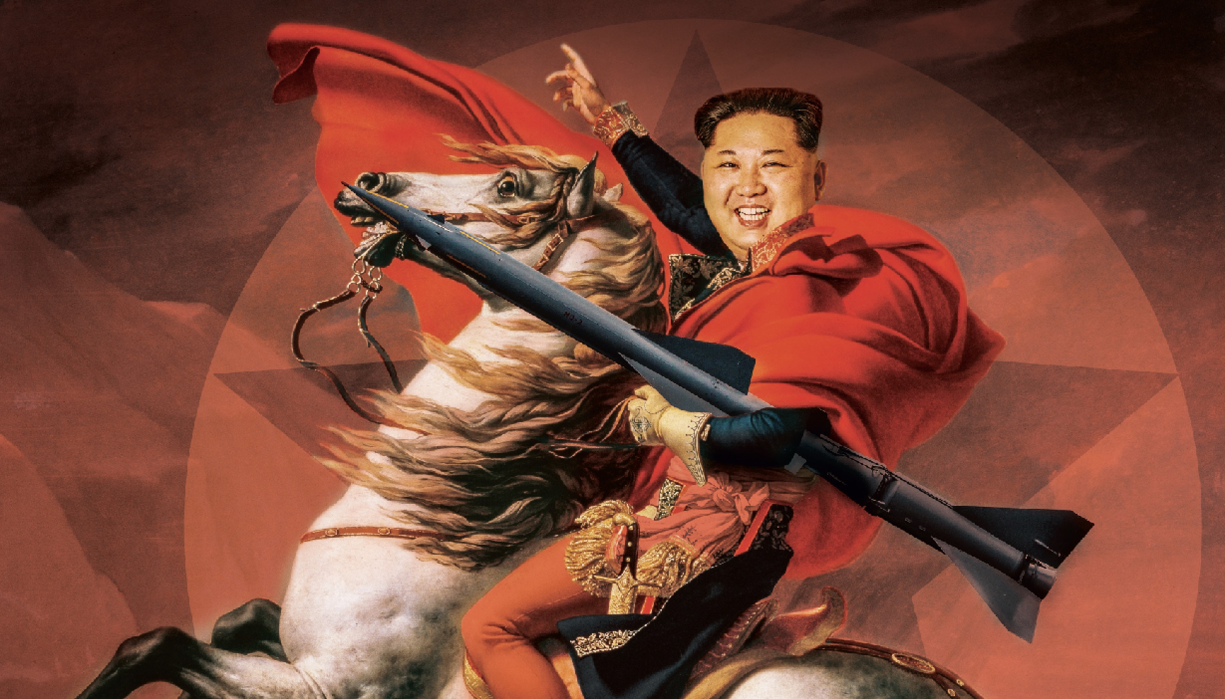 Why you don't want to mess with comrade Kim