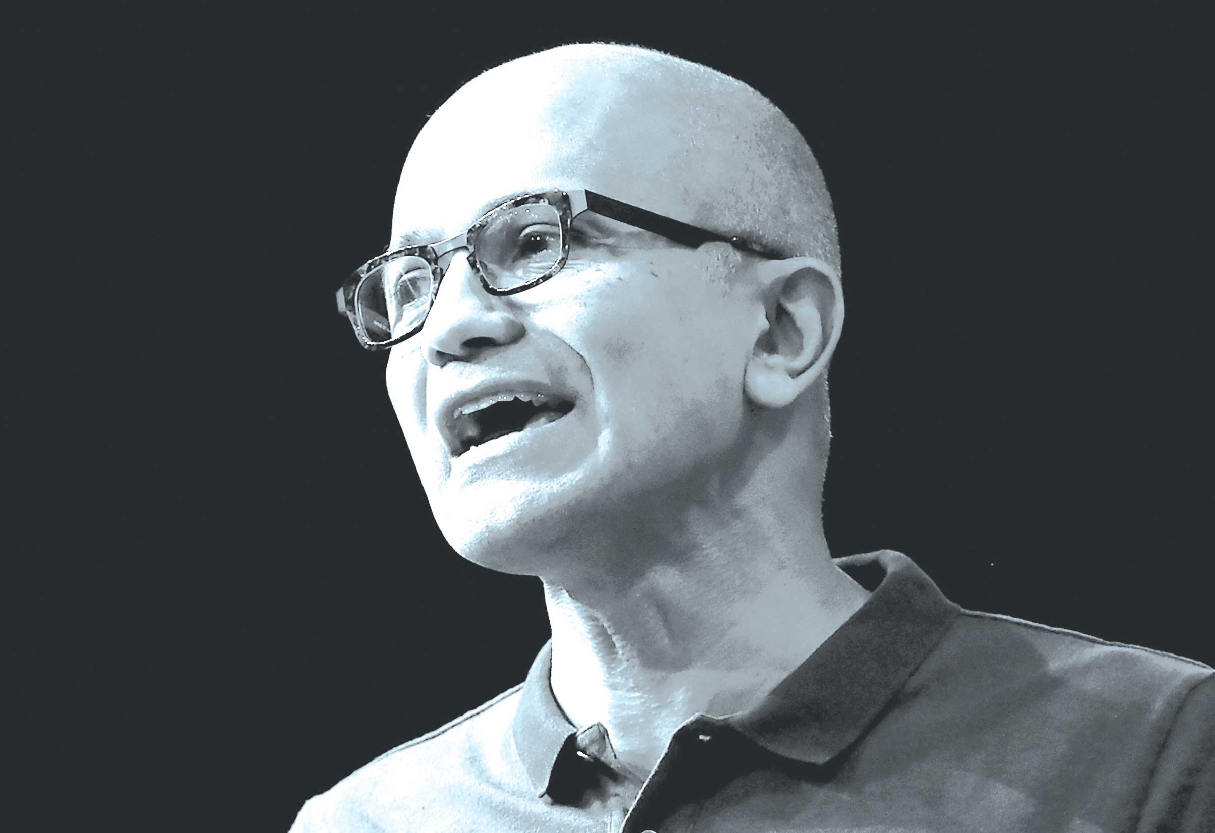 Nadella brings the soul back to Microsoft