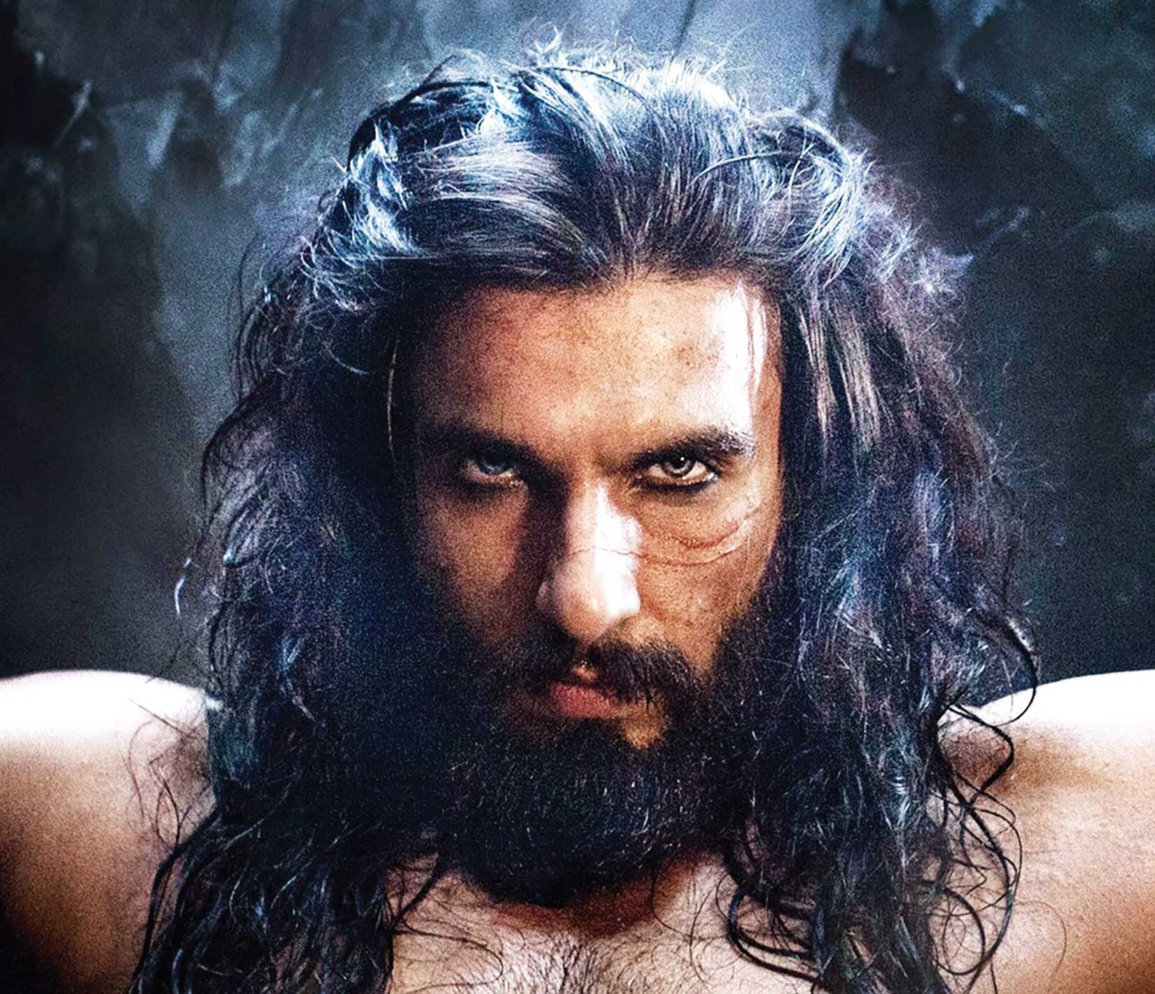 Rooting for the screen version of a plunderer named Khilji
