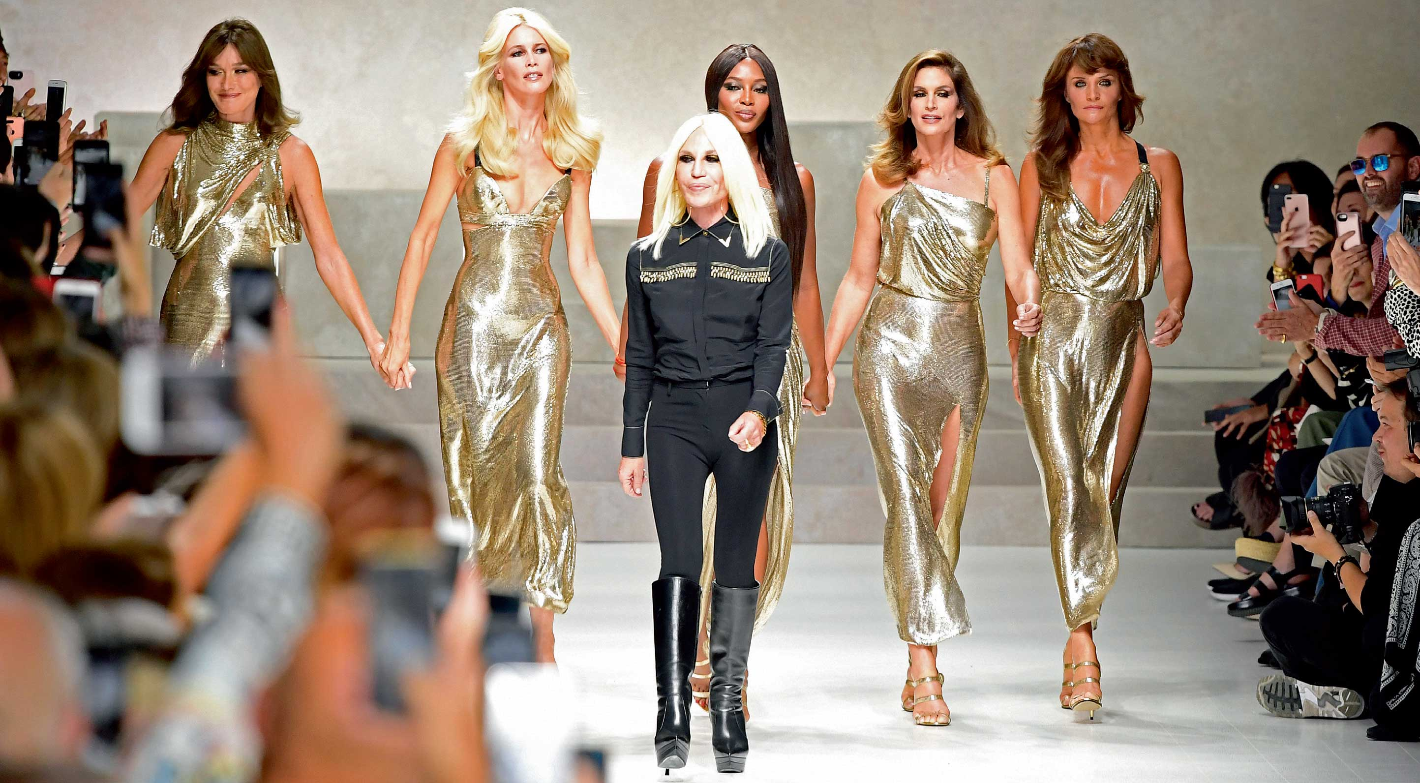 Old is gold and the new is bold: A roundup of the fashion weeks