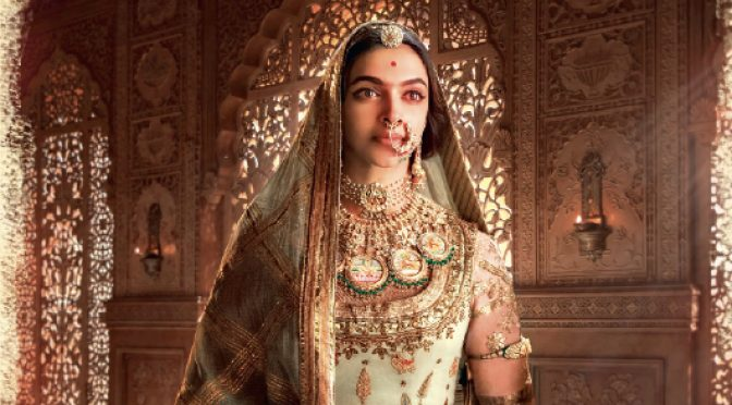 What history has to do with Padmavati being real, or not