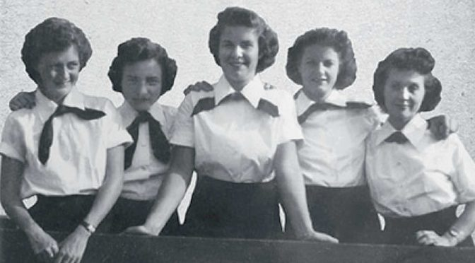 About the women who used to break codes in World War II