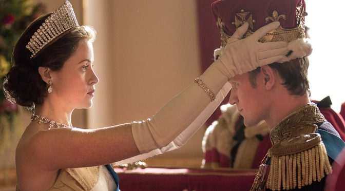 A royal treatment in the telling of the tale of two queens