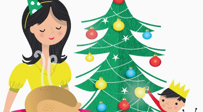 Aim to be present, and be a real star this holiday season
