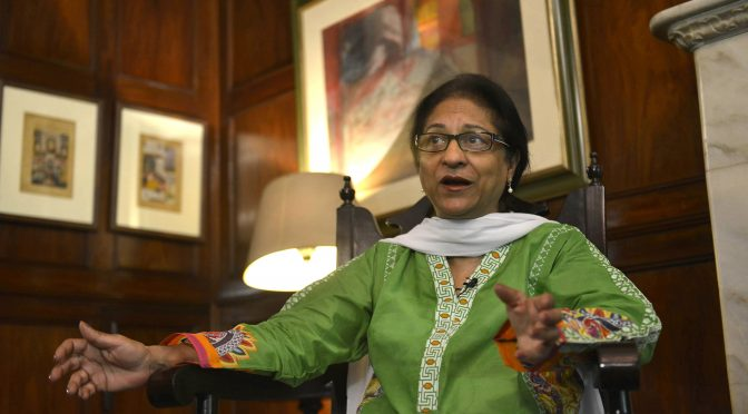 Asma Jahangir, an inspiration for those she's left behind