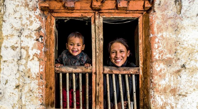 The world can learn so much from little smiling Nepal