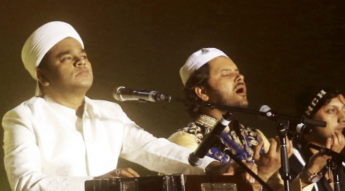A Rahman concert showed me what it means to be a fan