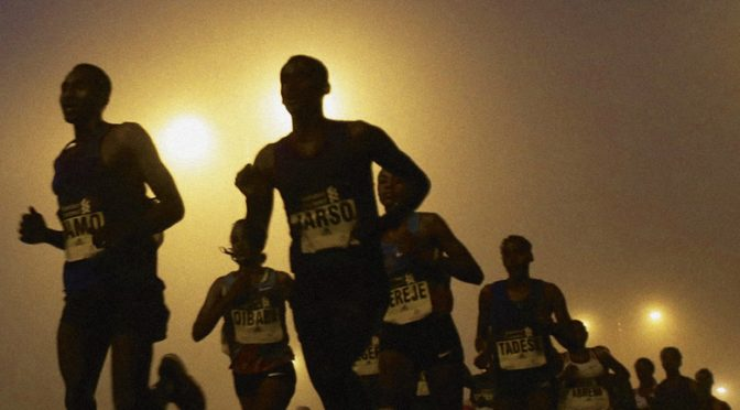 A newbie, I ran 42.195 km for Dubai Marathon