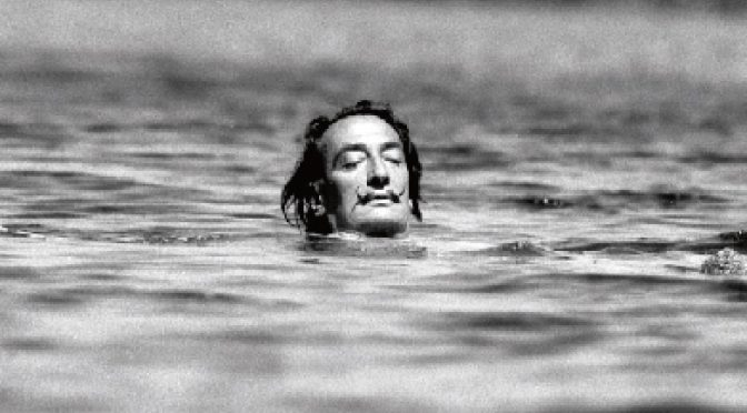 There's time to check out Salvador Dali exhibition still on at DIFC