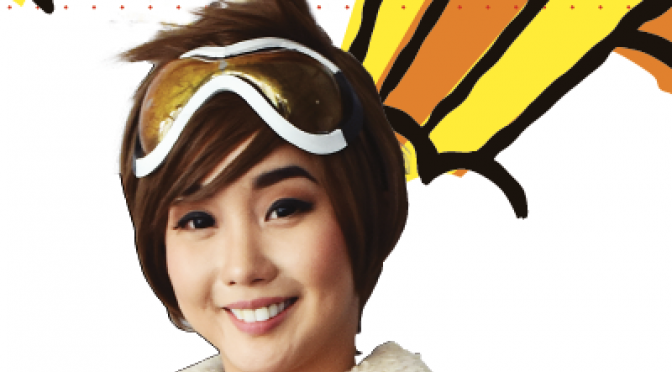 Alodia Gosiengfiao: I met one of my heroes and she was more than meets the eye