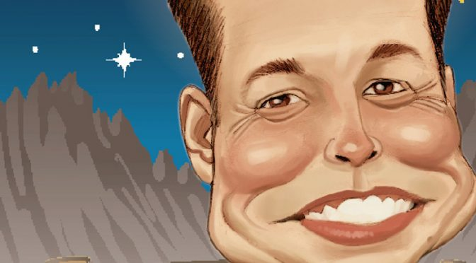 What Elon Musk can teach us earthlings