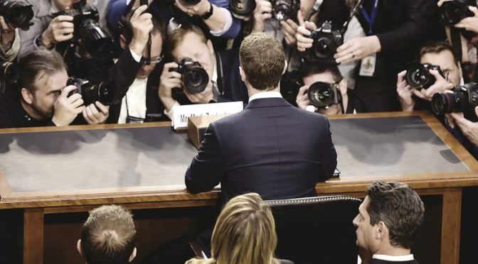 How Mark Zuckerberg showed us that image is everything