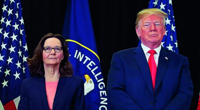 What Trump likes about Gina Haspel, first woman CIA chief