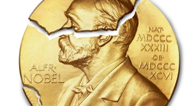 The Nobel academy's disgrace and another #MeToo movement
