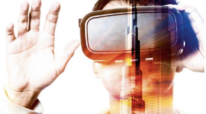 What falling from the Burj Khalifa feels like (in VR)