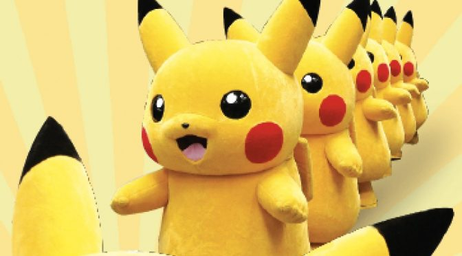 Happy birthday, Pokémon GO  and thank you for the exercise