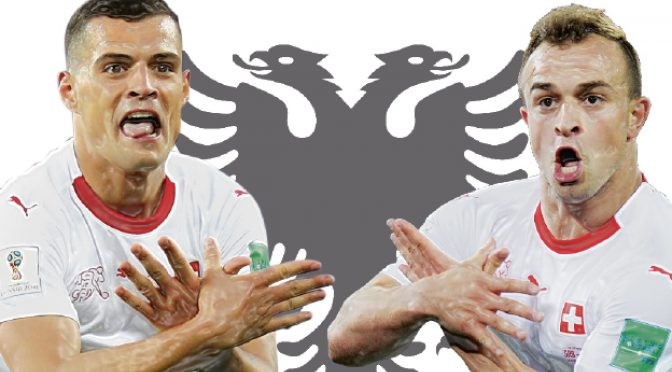 Why the Swiss win over Serbia was a World Cup highlight
