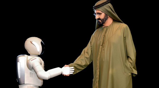 Bye-bye, ASIMO, the original robot, retiring after 18 years