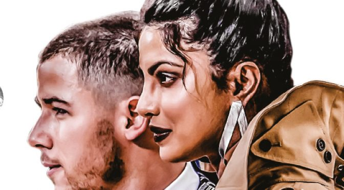 Yes, Priyanka Chopra is 11 years older than Nick Jonas. So?