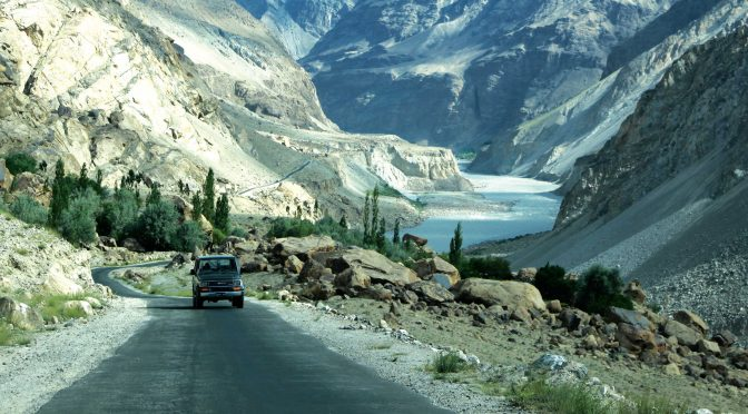 You have to visit these places in Pakistan, to start with