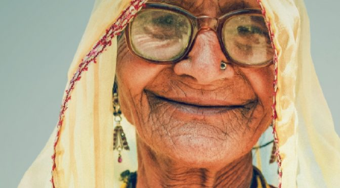 Learn from these villagers how to live long happy lives