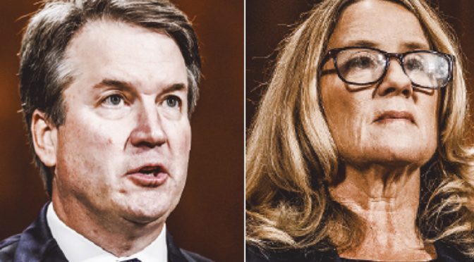 He says, she says: who is the liar, who is the victim?
