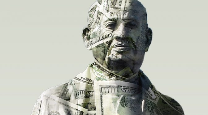 That statue worth Rs30 billion could have funded a few million starving, uneducated, unwell kids
