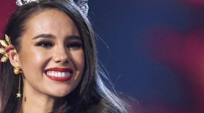 How a Miss Universe win affected the Philippines