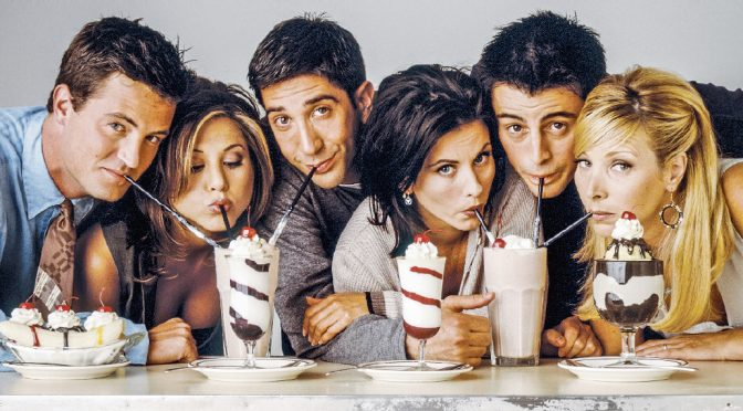What a data analyst discovered about the TV show Friends