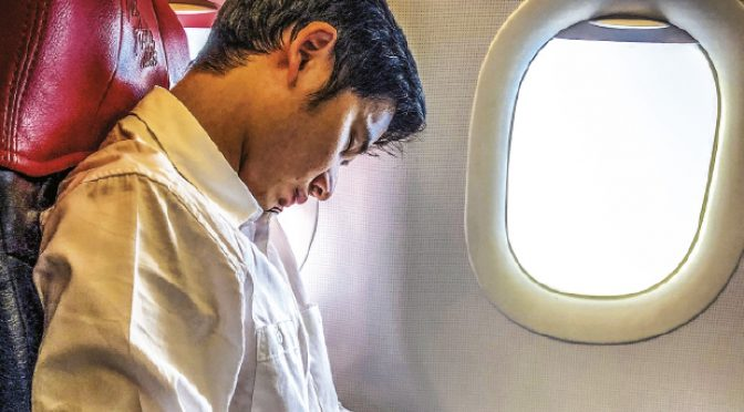 A World Sleep Day guide  to beating jet lag