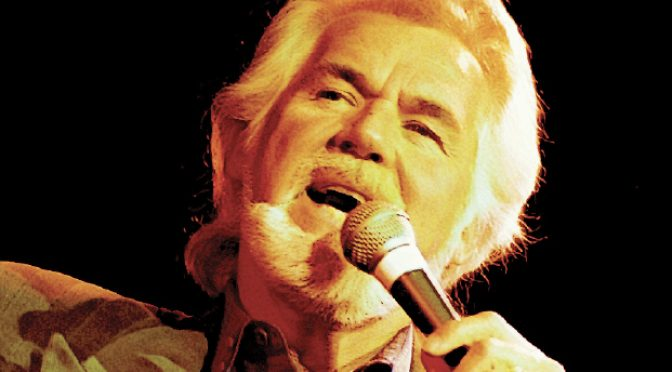 A Kenny Rogers hit helped me find harmony at work