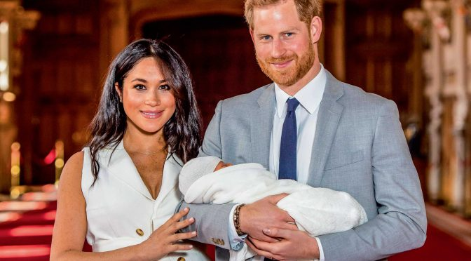 How the royal babies are stealing my thunder