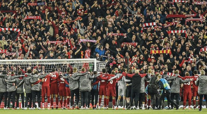 From the 'Miracle of Istanbul' to the 'Miracle at Anfield'