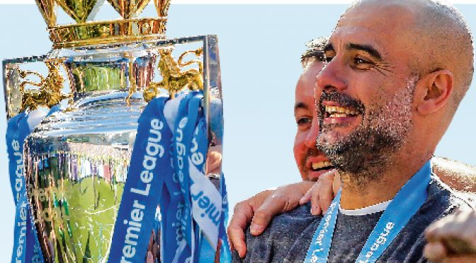 Pep talk: A commitment to the beautiful game