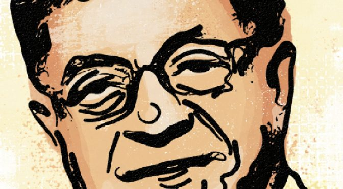 Karnad, you are just a thought — or click — away