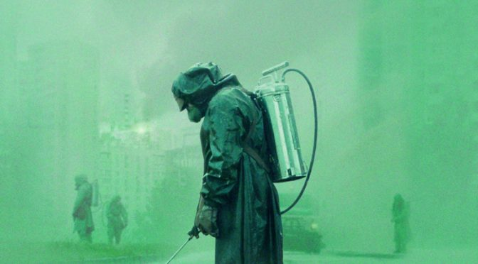 Why Chernobyl went nuclear at the Emmys