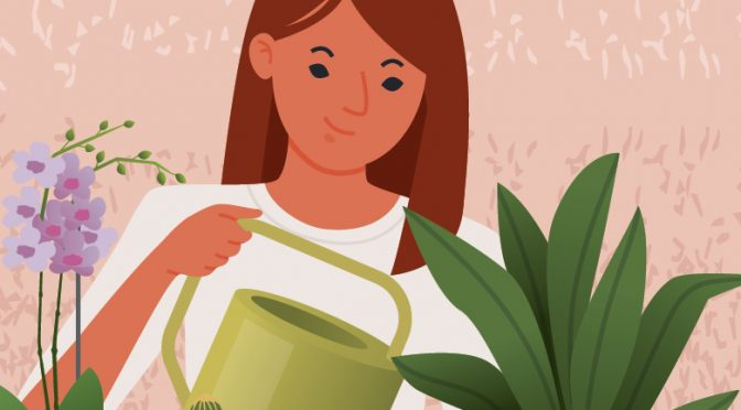 Planting the seeds of conversation with… plants