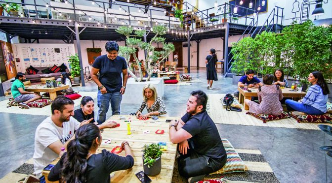 Dubai just gave permanent residency to arts