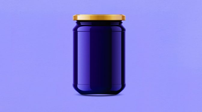 What's a jar of purple jam got  to do with Greta Thunberg?