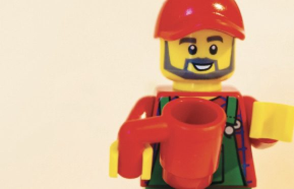 Knudsen's gone, but it won't block the Lego legacy he left behind